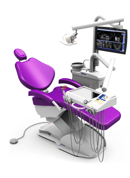 sillón dental clínica los molinos